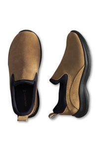 Lands End suede shoes